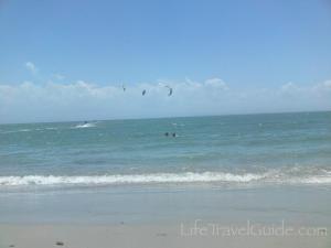 Playa el Yake - един от най добрите плажове за windsurf на Планетата