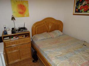 Ето я и моята стая