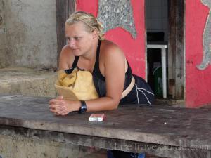 Инструкторката по гмуркане родом от Германия